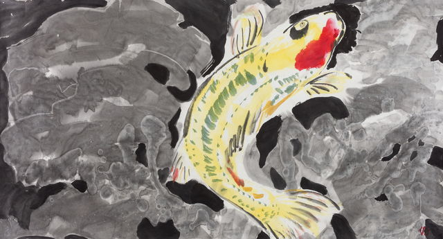 , '七秒钟的记忆Goldfish,' 2016-2017, Aye Gallery