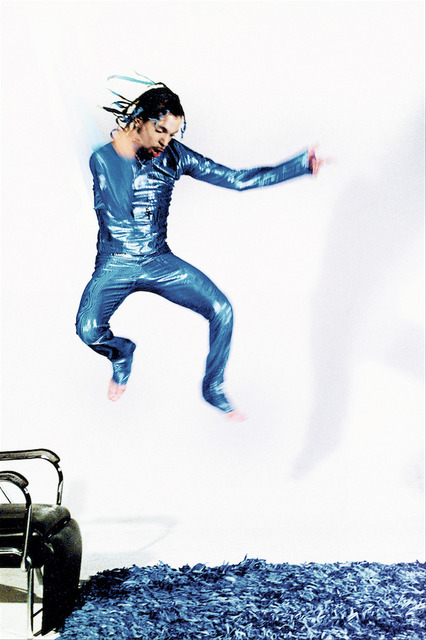 , 'Prince Air Guitar,' 1999, Mouche Gallery