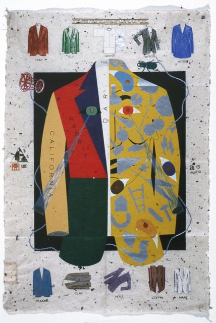 , 'Suit Trap #35/ed. 50,' 1984, Estrada Fine Art