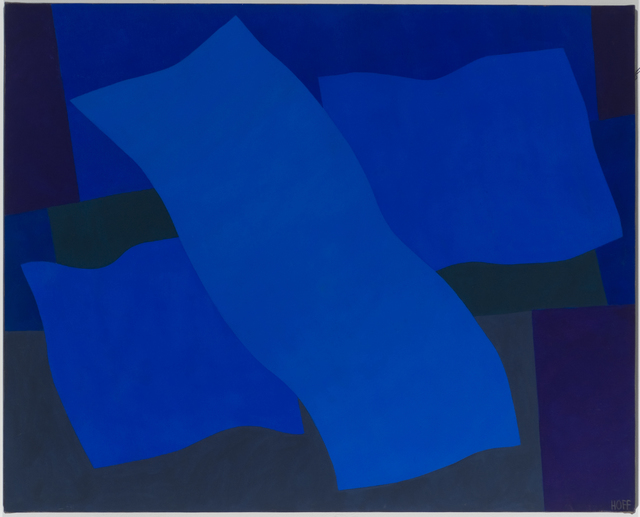 , 'Flying Blue,' 1979, Peyton Wright Gallery