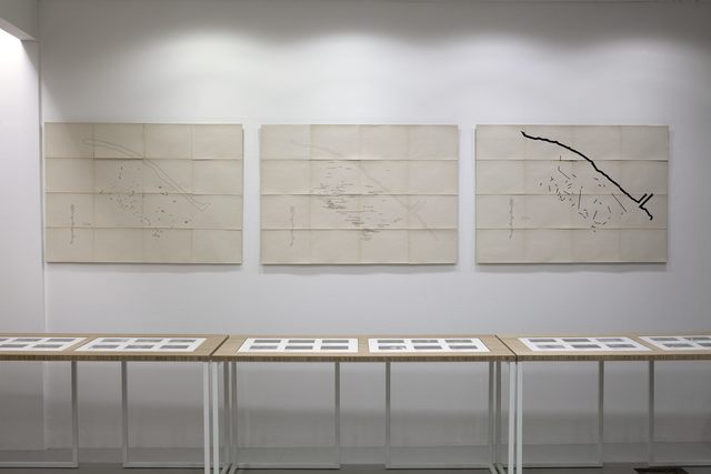 , 'RHINEPARK I, installation view,' 2009, Laveronica Arte Contemporanea