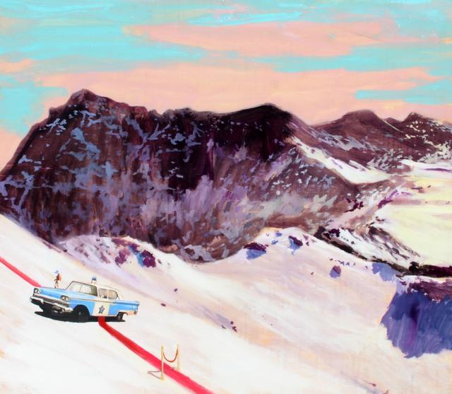 , 'Por encima de la ley,' 2013, Victor Lope Arte Contemporaneo