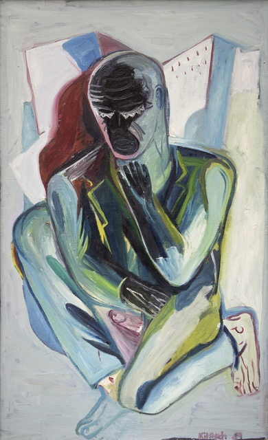, 'Einstürzende Neubauten,' 1989, Galerie Tore Suessbier