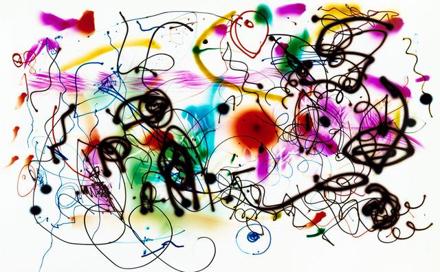 , 'Rastro X,' 2008, Galería Oliva Arauna