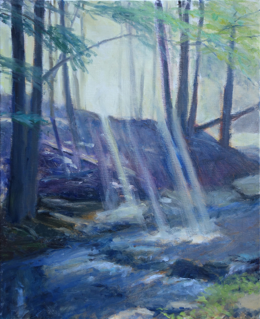 Margaret Leveson, 'Light on Dry Brook', 2017, Blue Mountain Gallery