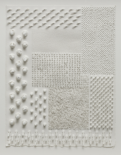Lars Christensen, 'White Structure / Manual #3', 2014, Anne Mosseri-Marlio Galerie