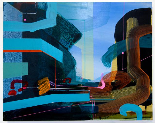 , 'Holborn Viaduct 2,' 2018, Alan Kluckow Fine Art