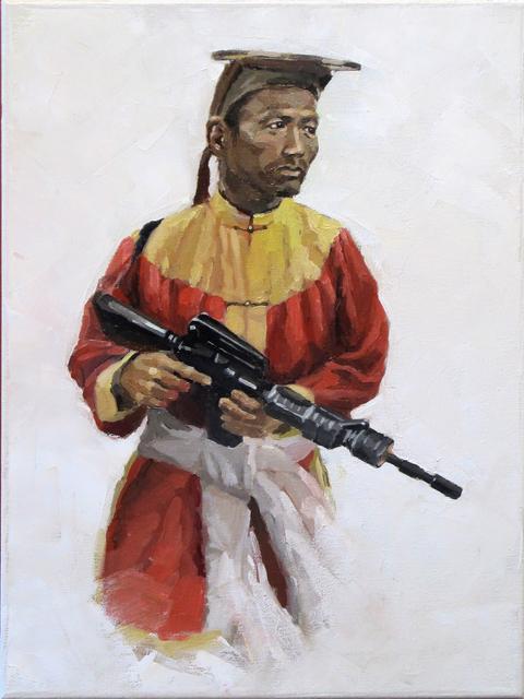 , 'Le soldat d' Annamite,' 2015, Art Vietnam Gallery