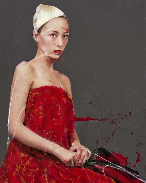 , 'Impulse 2,' 2015, Opera Gallery