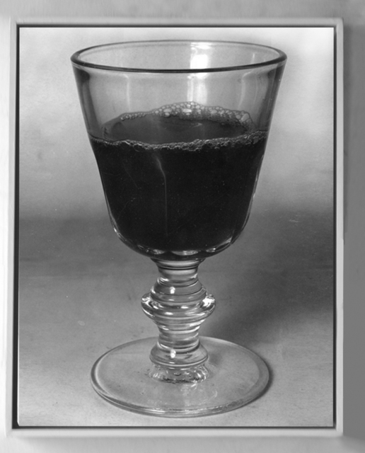 , 'Wine Glass,' 2010, Black & White Gallery/Project Space
