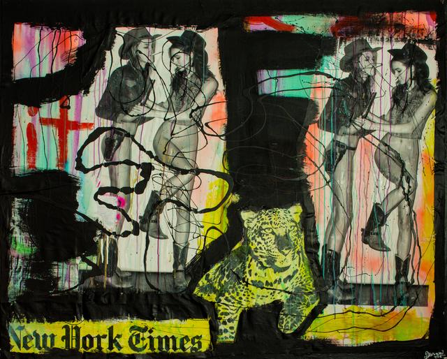 Harif Guzman, 'New York Crimes', 2013, Deborah Colton Gallery