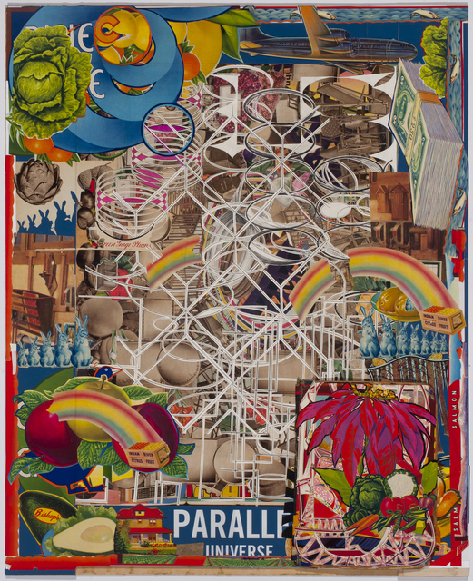 , 'Parallel Universe,' 2017, Conduit Gallery