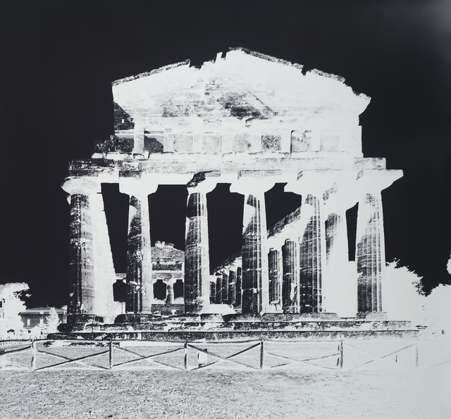 , 'Temple of Athena, Paestum, IX: October 12, 2015,' 2015, Weinstein Gallery - Minneapolis