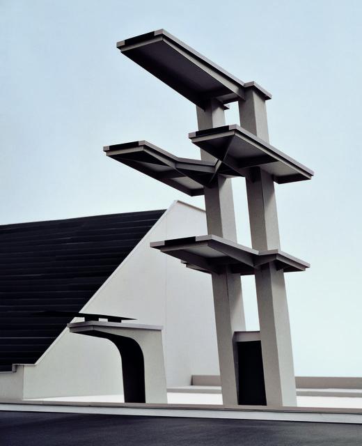 , 'Diving Board (Sprungturm),' 1994, Hammer Museum