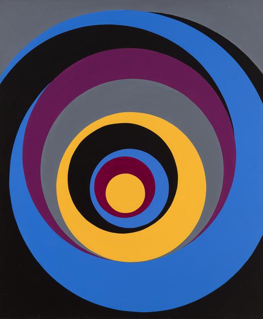 , 'Saturn #1,' 1972, David Klein Gallery