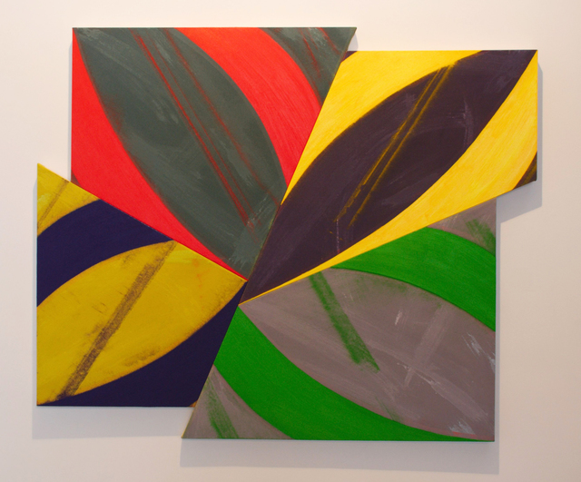 , 'Four By Four,' 2013, Charlotte Jackson Fine Art