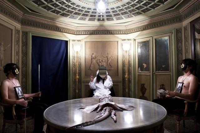, 'Jenny Haniver Show,' 2010, GALLERIA BIANCONI