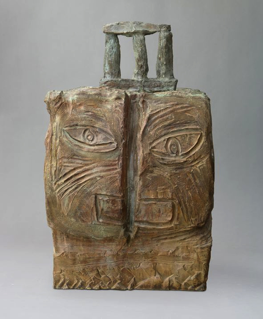 , 'Assyrien moderne,' 2009, Galerie Maeght