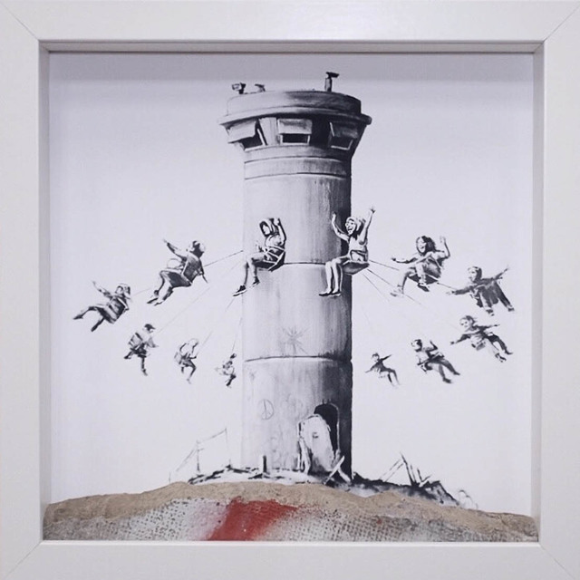 Banksy, 'Walled Off Hotel Box Set #1199', 2017-2018, Galerie Brugier-Rigail
