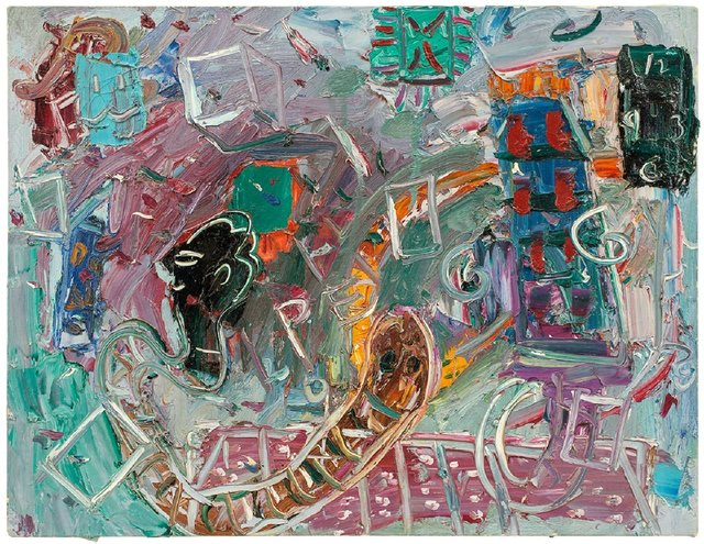 Jay Milder, 'Space Dream', 1973, Lions Gallery