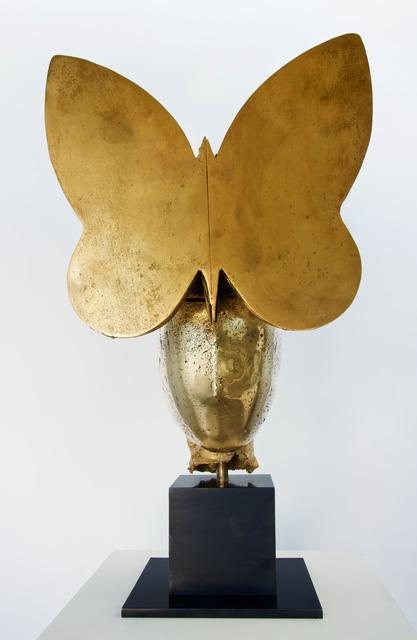, 'Golden Butterfly II,' 2017, Opera Gallery
