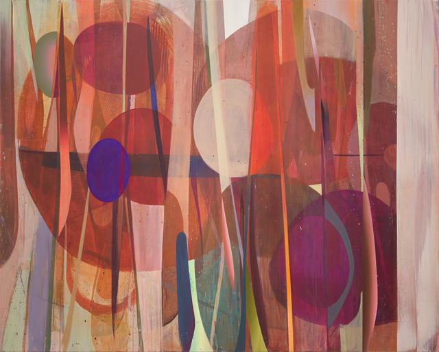 , 'Amplitude 1,' 2017, Gallery EM