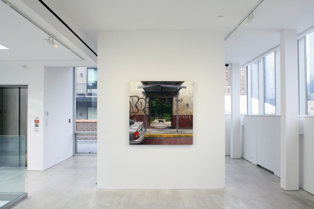 La patria, Foreign Intimacies - Davidson Contemporary, New York