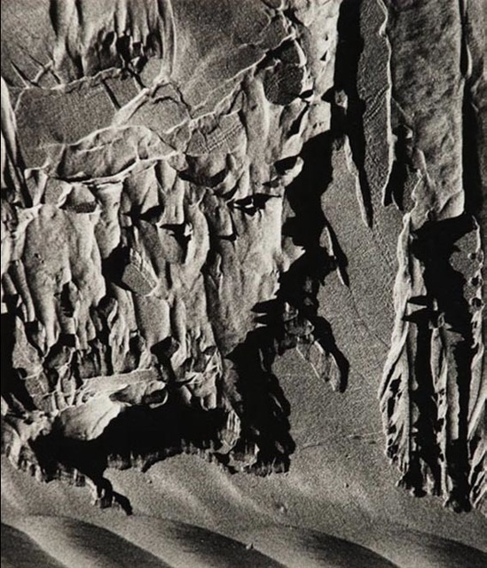 Brett Weston, 'Untitled (Sand Formations)', nd, Scheinbaum & Russek Ltd.