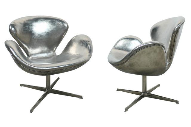 Cheryl Ekstrom, 'Swan Chair', 2013, Grey Area