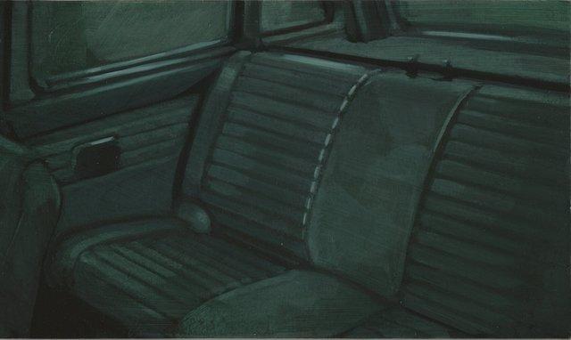 , '05:26,' 2013, Hosfelt Gallery