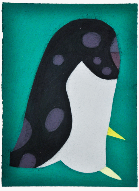 , 'Untitled (Penguin),' 2014, Fleisher/Ollman