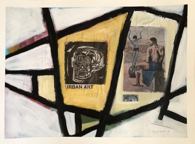 , 'Urban Art,' 2019, Imlay Gallery