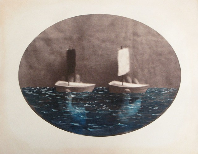 , 'At Sea,' 2007, Panopticon Gallery