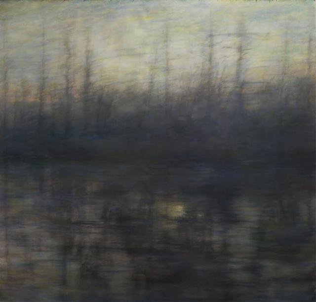 , 'Hudson River,' 2015, Slete Gallery