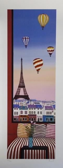 , 'Paris Shopping,' 2004, The Loft Fine Art