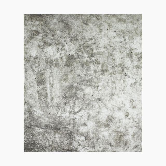 """, 'n°1, de la serie """"Pintura Blanca"""",' 2016, Miranda Bosch"""