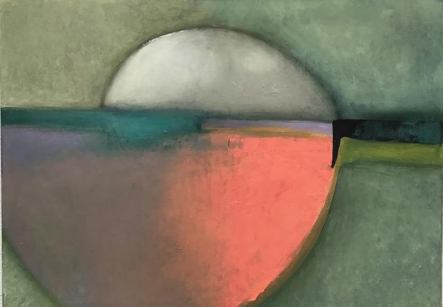 Rita Moreno, 'Huella', 2018, Painting, Oil on canvas, ENCANT