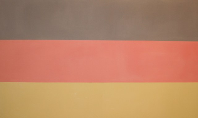 , 'Faded Flag,' 2015, Galerie Elisabeth & Klaus Thoman