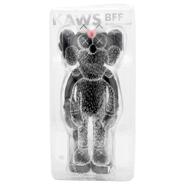 KAWS, 'BFF (Black)', 2017, Lougher Contemporary