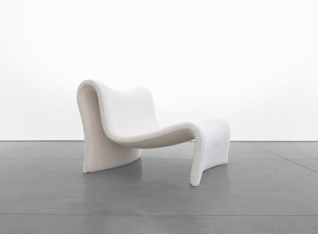 , 'Mid-Century Wave Chair,' 20th Century, Peter Blake Gallery