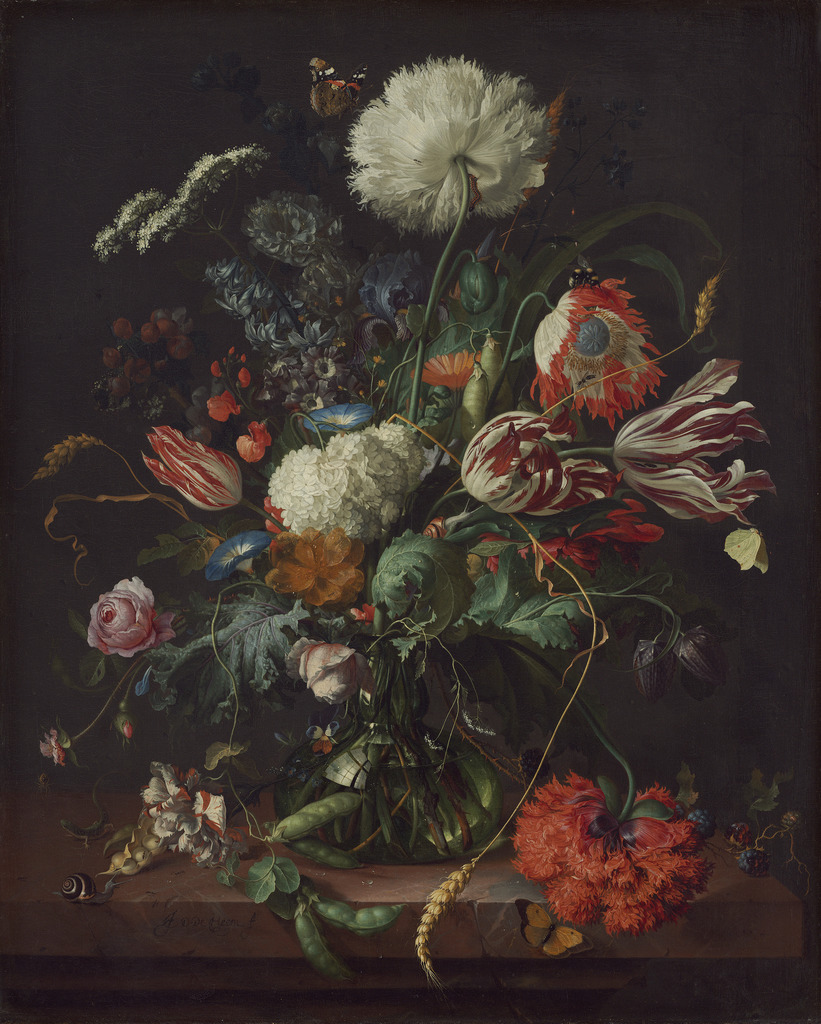 From van gogh to okeeffe art historys most famous flowers artsy izmirmasajfo Choice Image