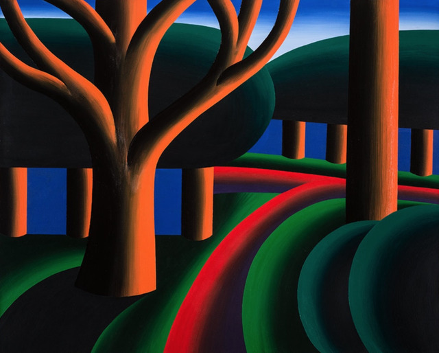 Oleg Khvostov, 'Landscape ', 2018, Recreational Enterprises & Perseus Gallery