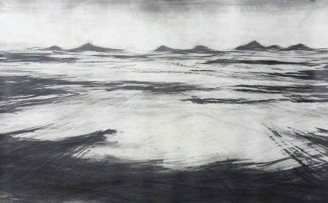 , 'North Uist and The Sound of Harris,' 2018, Beardsmore Gallery