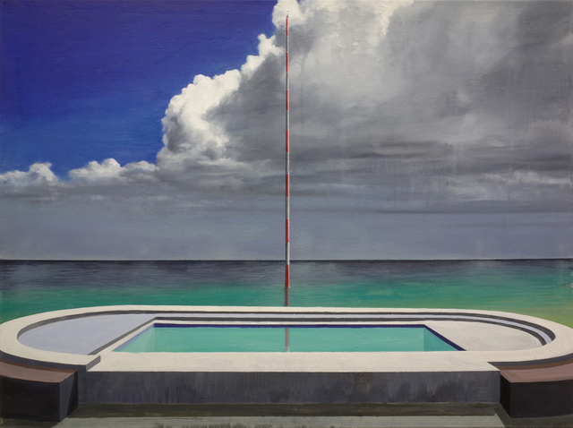, 'Pool,' 2015, Galerie SOON