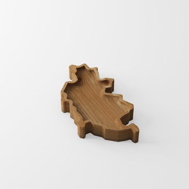 , 'Switzerland,' 2014, Galería Mexicana de Diseño