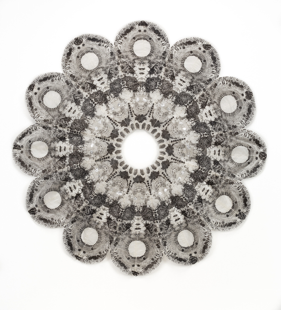 , 'Black Flower #3 (Farmer),' 2018, PDX CONTEMPORARY ART