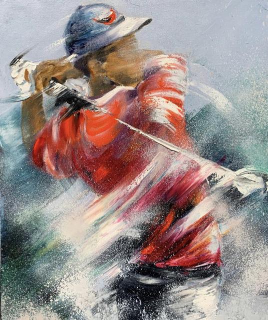 Victor Spahn, 'Swing', ca. 2019, Marumo