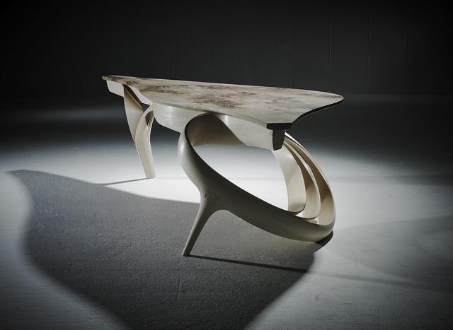 , 'Enignum Desk IV,' 2016, Sarah Myerscough Gallery