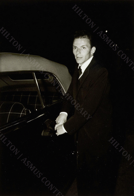 , 'Frank Sinatra - Heading Home,' ca. 1953, Hilton Asmus