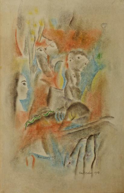 Max Weber, 'Spring', ca. 1913, Robert Funk Fine Art